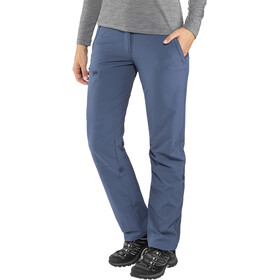 Maier Sports Lulaka Pantalones enrollables Mujer, ensign blue